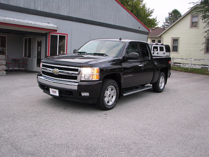 pre owned 2008 chevrolet silverado 1500 4wd ext cab lt1 short bed in coal valley cv190993. Black Bedroom Furniture Sets. Home Design Ideas